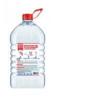 Вода для паровых приборов 5 л.